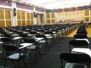 BPP-sdm-menkes-blokM sewa rental bangku kursi siswa kuliah