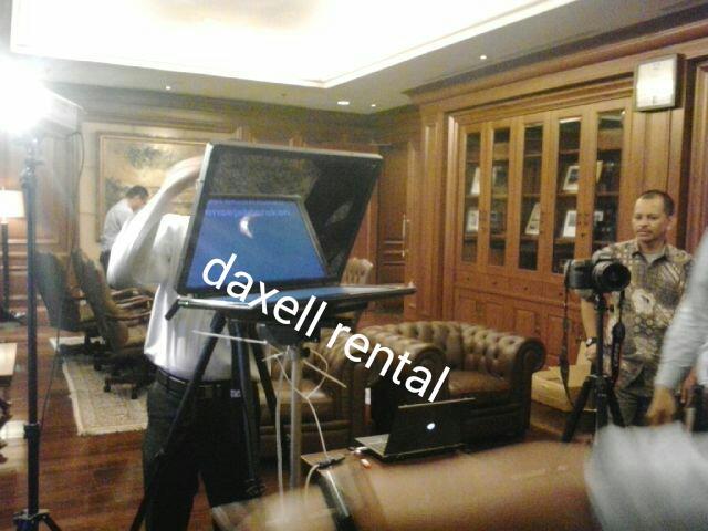 Daxell Rental sedia : sewa teleprompter, yes sewa alat teleprompter gak salah, sewa perangkat teleprompter, sewa peralatan prompter, sewa alat prompter, sewa alat teleprompter.