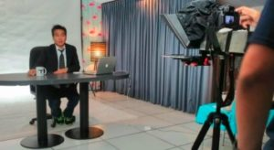 teleprompter-video-shooting