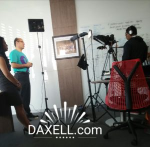 teleprompter-syuting