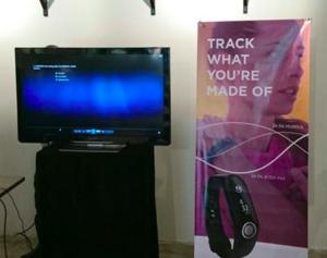 sewa TV LED, sewa monitor LED TV buat pameran, buat stand exhibition